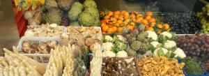 Assortiment de légumes de votre primeur à Liège